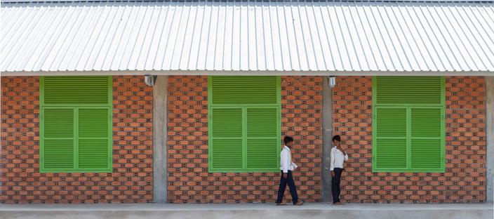 Khyaung School in Cambogia, tradizione e sostenibilità