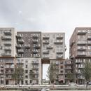Cubic Houses di ADEPT a Copenhagen