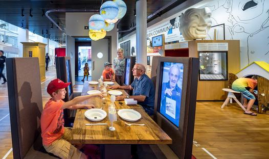 Museo della Comunicazione Berna, Kossmann.dejong