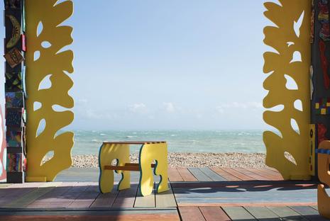 Folkestone Triennial, arte e spazio pubblico