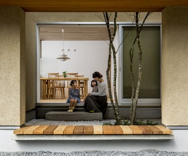 Kyomachi House di Hearth Architects