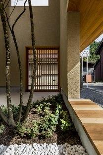 Kyomachi House di Hearth Architects