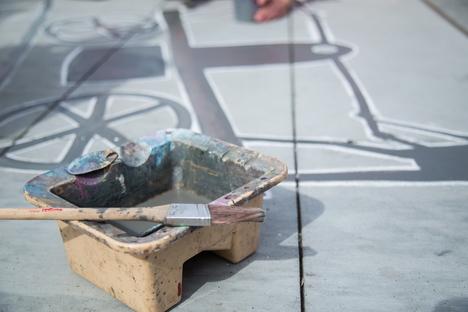 Damon Belanger, quando l'arte trasforma lo spazio urbano