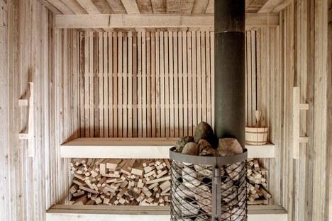VALA Sauna in Soomas, Estonia