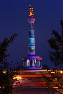 Berlin leuchtet, Luce muove tutti i Berlinesi