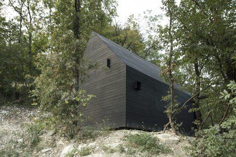 Chapel of Silence di STUDIO Associates a Botticino