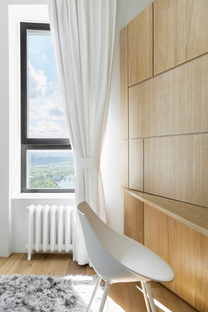 Monoloko Design, appartamento con vista a Mosca