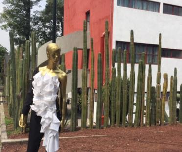 Moda e arte messicana. Paulina López.