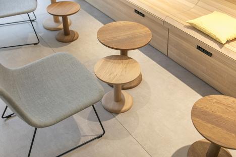 Hermann's Food Space di Freehaus Design a Berlino
