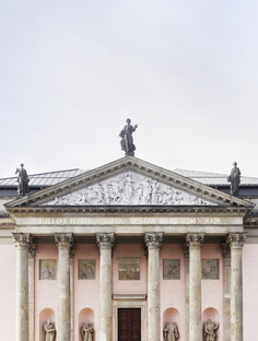 Riapertura della Berliner Staatsoper Unter den Linden
