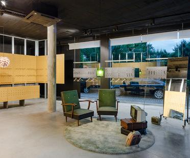 The Caveman di Tiago do Vale Architects
