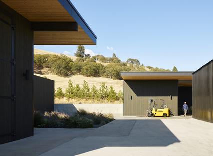 Azienda vinicola COR Cellars, ampliamento di goCStudio