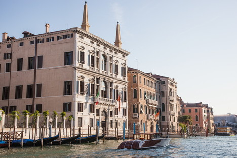 Aman Venice Hotel, la sostenibilità anche in tavola.