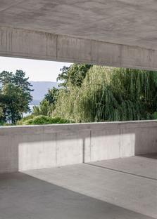 Panorama Suburbia, ampliamento sul Lago di Ginevra