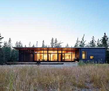 Nova Tayona Architects e la Lockeport Beach House