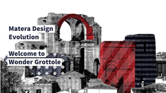 Matera Design presenta WONDER GROTTOLEt