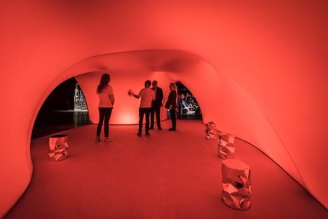 Avanto Architects per la fiera Showroom Design a Helsinki