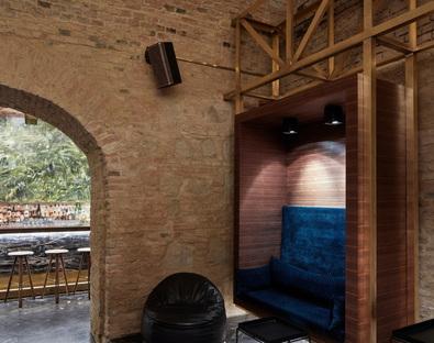 Krypt Bar, jazz e archeologia a Vienna