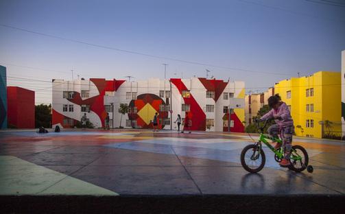 Con NIERIKA, a Guadalajara in Messico, Boa Mistura combina street art e tradizione