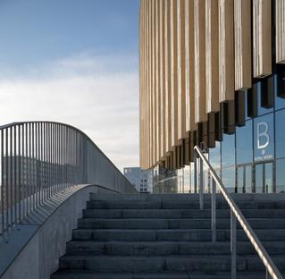3XN e la Royal Arena di Copenhagen