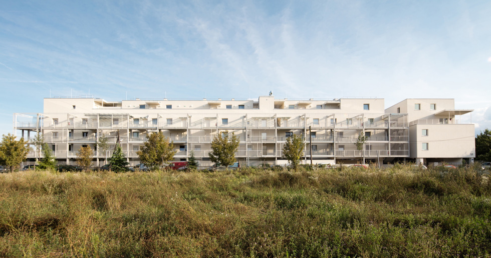 Nerma Linsberger e il Social Housing M Grund