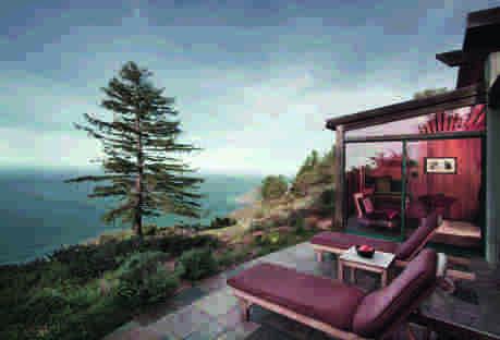 Post Ranch, un soggiorno green in California