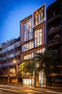 SIRI, ristrutturazione a Bangkok di IDIN Architects