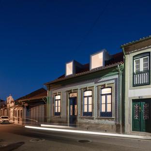 Nelson Resende, una casa ad Ovar, Portogallo