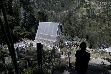 Il Triangolo delle Verdure di Natura Futura Arquitectura