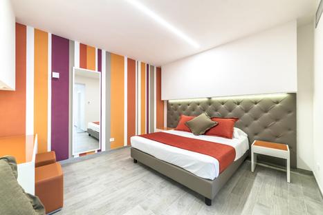 Riqualificazione sul litorale toscano Hotel Tenda Rossa