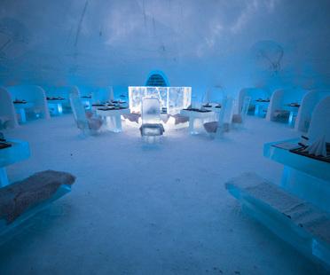 SnowVillage Finlandia, Game of Thrones fatto di ghiaccio