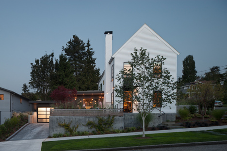The ToDD Residence di SkB Architects