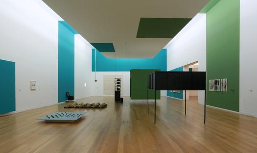COR Arquitectos colora Álvaro Siza, Museo Serralves