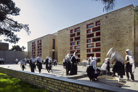 2018 AIA Awards Gohar Khatoon Girls' School in Afghanistan