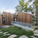 Sky House, una casa sul lago ad energia netta zero