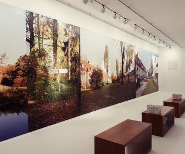 Form follows Position, Zillerplus alla Architekturgalerie München
