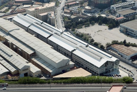 vulcanica architettura e il progetto Brin69 a Napoli