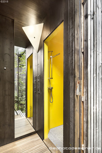 Juvet Landscape Hotel di Jensen & Skodvin