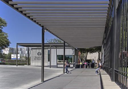 Urbánika e il nuovo ingresso al Campus Chihuahua dell'ITESM