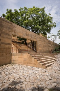 Isaac Broid e Productora, Centro Culturale Teopanzolco