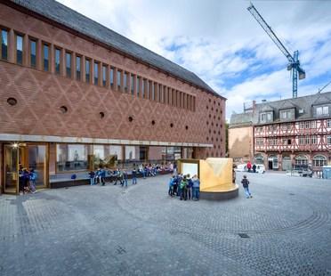 Kossmann.dejong per il Museo Storico Francoforte