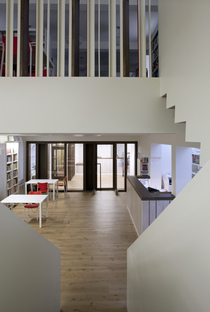 Binom Architects ridisegna l'Instituto Cervantes a Londra