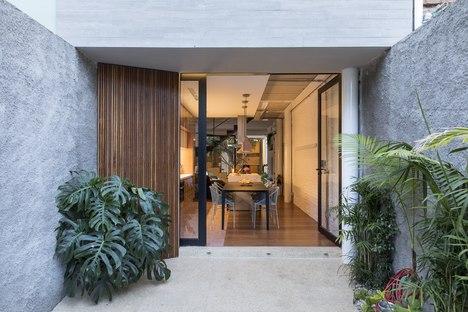 Pirajá House di Estúdio BRA Arquitectura