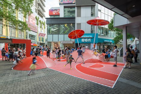 Red Planet, parco giochi di 100architects a Shanghai