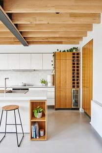 Gladstone, Alter Eco Design rinnova una vecchia casa operaia