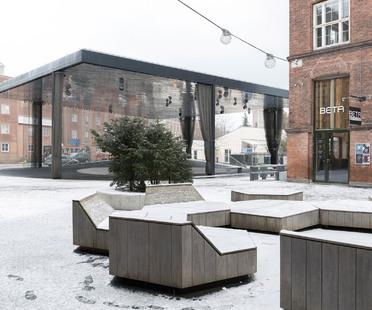 Music Plaza, intervento urbano di EFFEKT