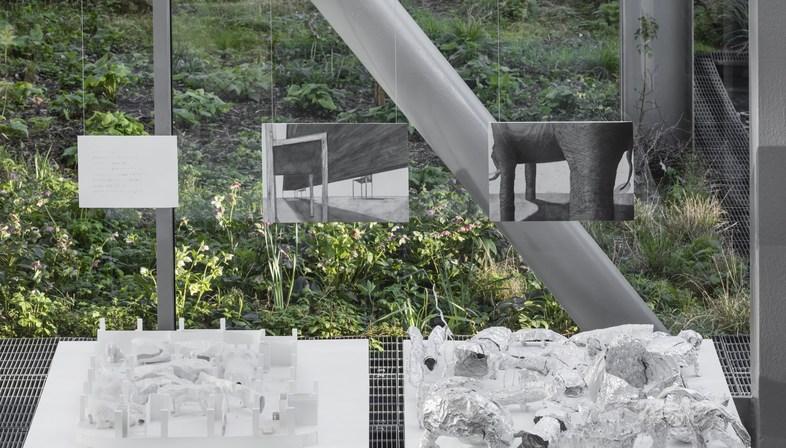 Freeing Architecture. Junya Ishigami alla Fondazione Cartier
