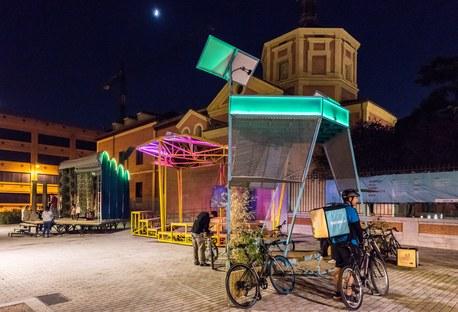 TANDEM,spazio pubblico energeticamente autosufficiente