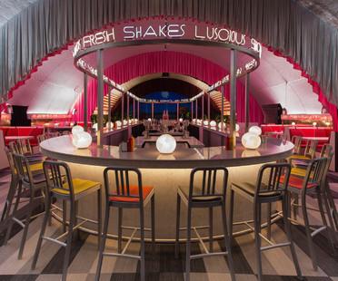 Fuorisalone, The Diner di David Rockwell