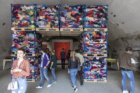 Fuorisalone 2018, WASTE NO MORE a Ventura Centrale